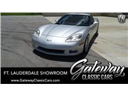 2010 Chevrolet Corvette for sale in Coral Springs, Florida 33065
