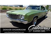 1972 Chevrolet Monte Carlo for sale in Englewood, Colorado 80112