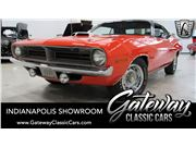 1970 Plymouth Cuda for sale in Indianapolis, Indiana 46268
