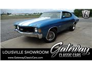 1972 Chevrolet Chevelle SS for sale in Memphis, Indiana 47143