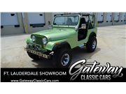 1986 Jeep CJ7 for sale in Coral Springs, Florida 33065