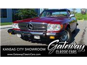 1978 Mercedes-Benz 450SL for sale in Olathe, Kansas 66061