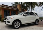 2013 Mercedes-Benz M-Class for sale in Deerfield Beach, Florida 33441