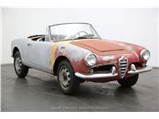 1966 Alfa Romeo Giulia Spider for sale in Los Angeles, California 90063