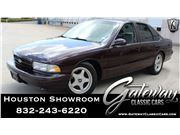 1995 Chevrolet Impala for sale in Houston, Texas 77090