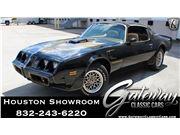 1979 Pontiac Firebird / Trans AM for sale in Houston, Texas 77090