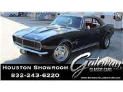 1967 Chevrolet Camaro for sale in Houston, Texas 77090