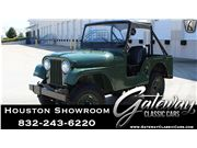 1961 Willys CJ2 for sale in Houston, Texas 77090