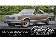 1984 Chevrolet El Camino for sale in OFallon, Illinois 62269
