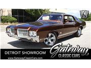 1971 Oldsmobile Cutlass for sale in Dearborn, Michigan 48120