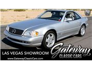 1999 Mercedes-Benz SL500 for sale in Las Vegas, Nevada 89118