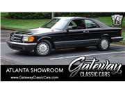1991 Mercedes-Benz 560SEL for sale in Alpharetta, Georgia 30005