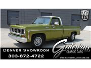 1973 GMC 2500 Sierra for sale in Englewood, Colorado 80112