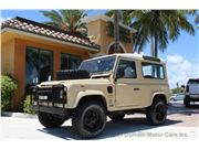 2010 Land Rover Defender 90 SWB for sale in Deerfield Beach, Florida 33441
