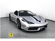2015 Ferrari 458 Speciale Aperta for sale in Houston, Texas 77057