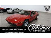 1984 Pontiac Fiero for sale in Kenosha, Wisconsin 53144