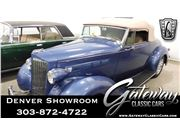 1937 Packard Convertible for sale in Englewood, Colorado 80112
