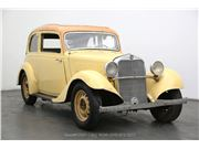 1936 Mercedes-Benz 170 for sale in Los Angeles, California 90063