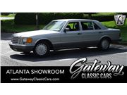 1987 Mercedes-Benz 300 SDL for sale in Alpharetta, Georgia 30005