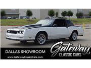 1987 Chevrolet Monte Carlo for sale in DFW Airport, Texas 76051