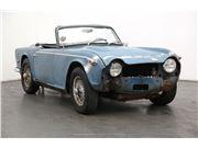 1968 Triumph TR250 for sale in Los Angeles, California 90063
