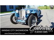 1946 MG TC for sale in Olathe, Kansas 66061