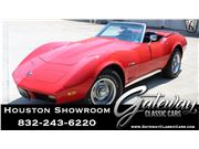 1974 Chevrolet Corvette for sale in Houston, Texas 77090
