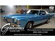 1971 Pontiac Grand Prix for sale in West Deptford, New Jersey 8066