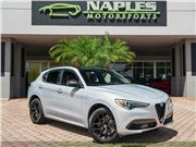 2020 Alfa Romeo Stelvio Ti Sport for sale in Naples, Florida 34104