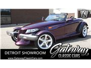 1999 Plymouth Prowler for sale in Dearborn, Michigan 48120