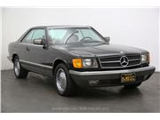 1984 Mercedes-Benz 500SEC for sale in Los Angeles, California 90063