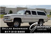 1988 Chevrolet Suburban for sale in DFW Airport, Texas 76051