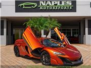 2016 McLaren 675LT for sale in Naples, Florida 34104