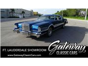 1976 Lincoln Mark IV for sale in Coral Springs, Florida 33065