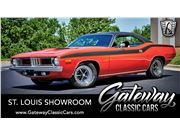1972 Plymouth Cuda for sale in OFallon, Illinois 62269