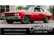 1970 Chevrolet Chevelle SS for sale in Ruskin, Florida 33570