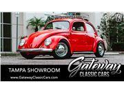 1957 Volkswagen Beetle for sale in Ruskin, Florida 33570