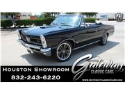 1965 Pontiac GTO Convertible for sale in Houston, Texas 77090