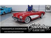1959 Chevrolet Corvette for sale in Indianapolis, Indiana 46268