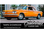 1964 Chevrolet Corvair for sale in Ruskin, Florida 33570