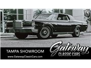 1969 Lincoln Continental for sale in Ruskin, Florida 33570
