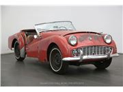 1963 Triumph TR3 for sale in Los Angeles, California 90063