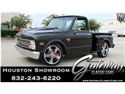 1968 Chevrolet C10 for sale in Houston, Texas 77090