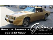 1979 Pontiac Trans Am for sale in Houston, Texas 77090