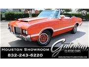 1972 Oldsmobile Cutlass for sale in Houston, Texas 77090
