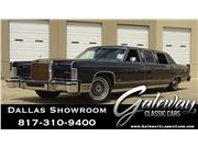 1979 Lincoln Continental for sale in DFW Airport, Texas 76051