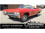 1968 Chevrolet Impala for sale in Dearborn, Michigan 48120