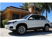 2017 Volkswagen Tiguan Limited for sale in Deerfield Beach, Florida 33441