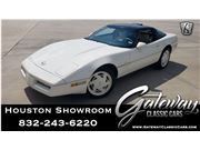 1988 Chevrolet Corvette for sale in Houston, Texas 77090