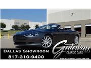 2006 Aston Martin DB9 for sale in DFW Airport, Texas 76051